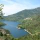 Col au dessus du lac de Tolla