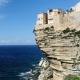 Vieille ville de Bonifacio du haut des falaises