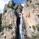 La cascade de « PISCIA DI GALLU »