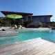 Superbe villa avec piscine à louer en Corse