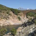 pont génois de PONTE VECHJU,  Corse